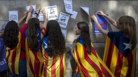 El adoctrinamiento en aulas catalanas enfrenta a los unionistas y entra en campaña
