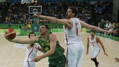Esta sí es España: Gasol lidera la victoria por aplastamiento ante Lituania