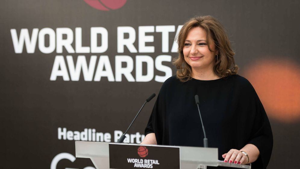 Foto: Marta Álvarez, consejera de El Corte Inglés y futura presidenta.