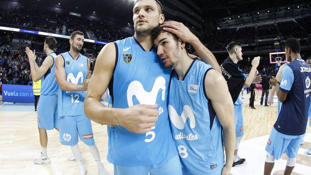 Foto: El Estudiantes ha perdido siete de sus ocho últimos partidos. (ACB Photo / E. Candel)
