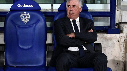 El aviso de Carlo Ancelotti a la plantilla tras empatar: Defender es cuestión de sacrificio
