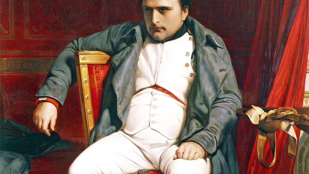 Foto: Los locos se creen Napoleón y tantos cuñados, escritor