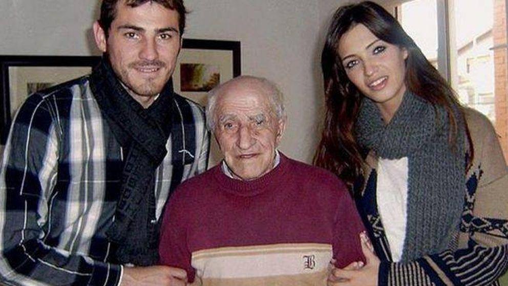 Muere el abuelo materno de Iker Casillas