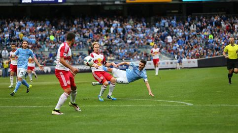 El Red Bulls ridiculiza al City de Villa, Pirlo y Lampard en el derbi de Nueva York: ¡0-7!