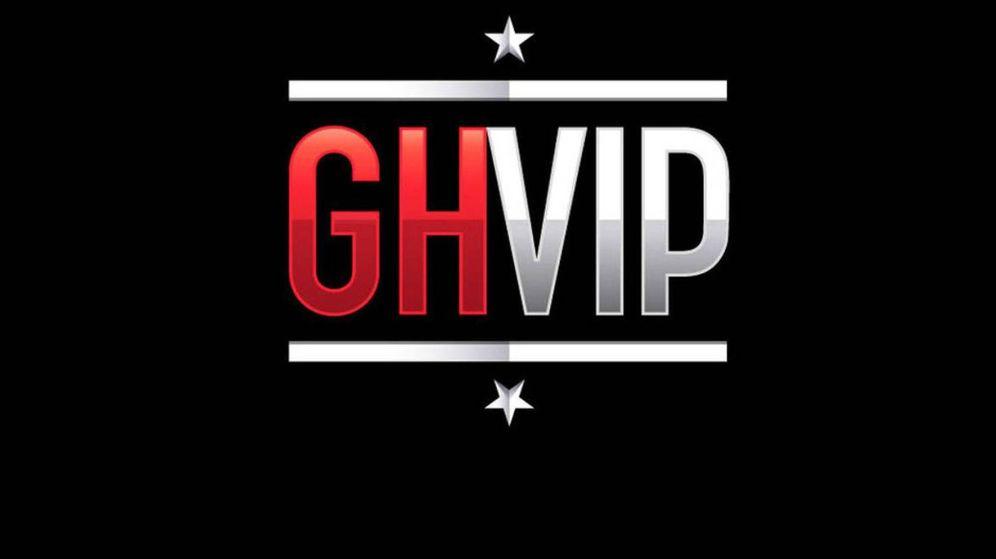 Foto: Logotipo de 'GH VIP'.