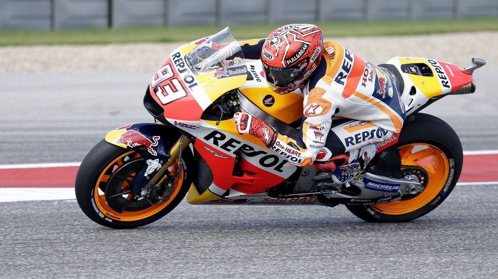 Foto: El GP de las Américas solo conoce un ganador desde su primera edición en 2013: Marc Márquez. (EFE)