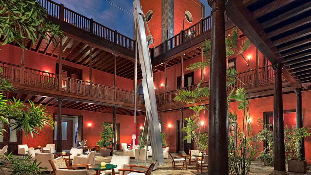 El encanto del hotel San Roque en Garachico, Tenerife