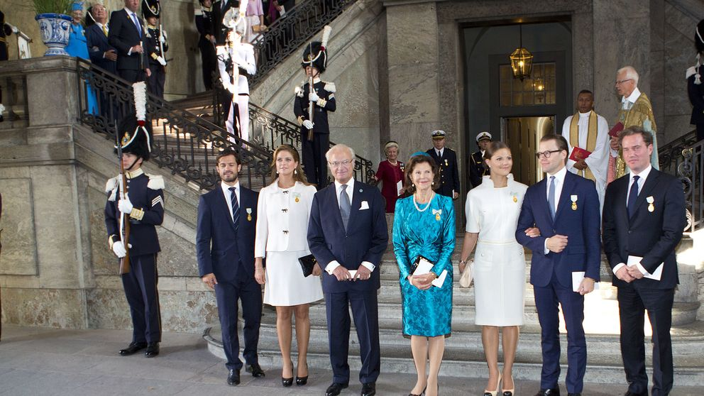 Cuarenta años del polémico reinado de Carlos Gustavo de Suecia