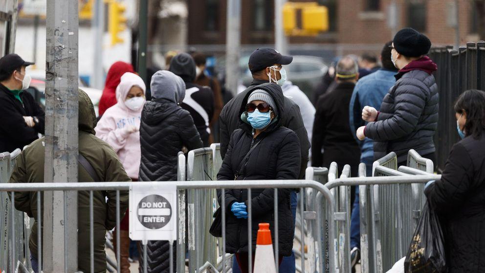 Estados Unidos rebasa el umbral de los 50.000 muertos por coronavirus