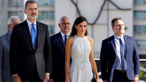 El vestido caribeño de la reina Letizia en La Habana: su viaje de isla en isla
