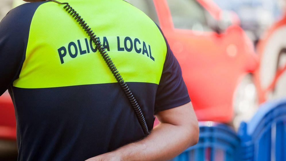 Foto: Agente de la Policía Local (iStock)