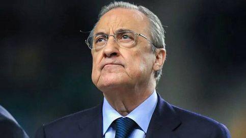 Florentino reconoce la derrota, pero avisa: Si alguien no nos da un formato que dé dinero, el fútbol se muere