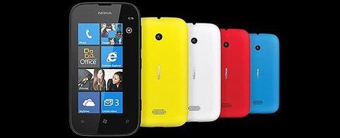Nokia sigue apostando por los móviles baratos y presenta el Lumia 510
