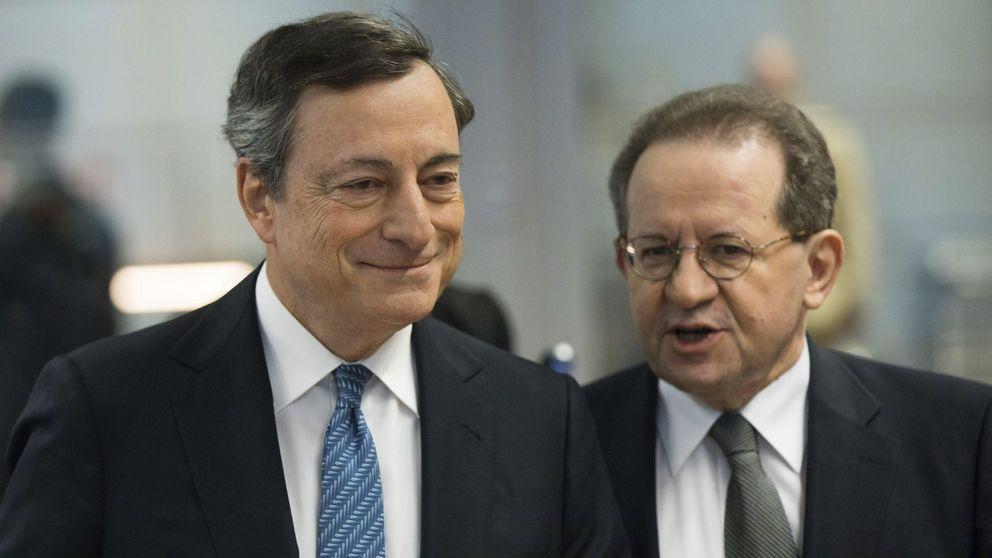 El BCE alerta del riesgo de corrección brusca en el mercado por la incertidumbre política