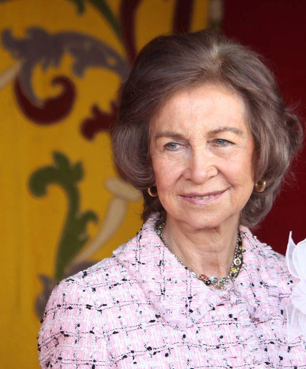 Foto: La Reina Doña Sofía en una imagen de archivo (Gtres)