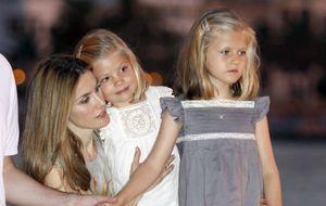 Los Reyes y sus hijas posaran en Marivent como nuevos anfitriones del Palacio