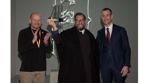 Andrea Galvani, ganador del VII Premio Audemars Piguet en ARCO