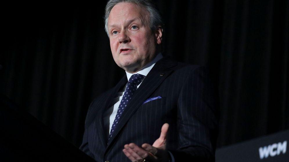 Foto: El gobernador del banco de Canadá, Stephen Poloz. (Reuters)