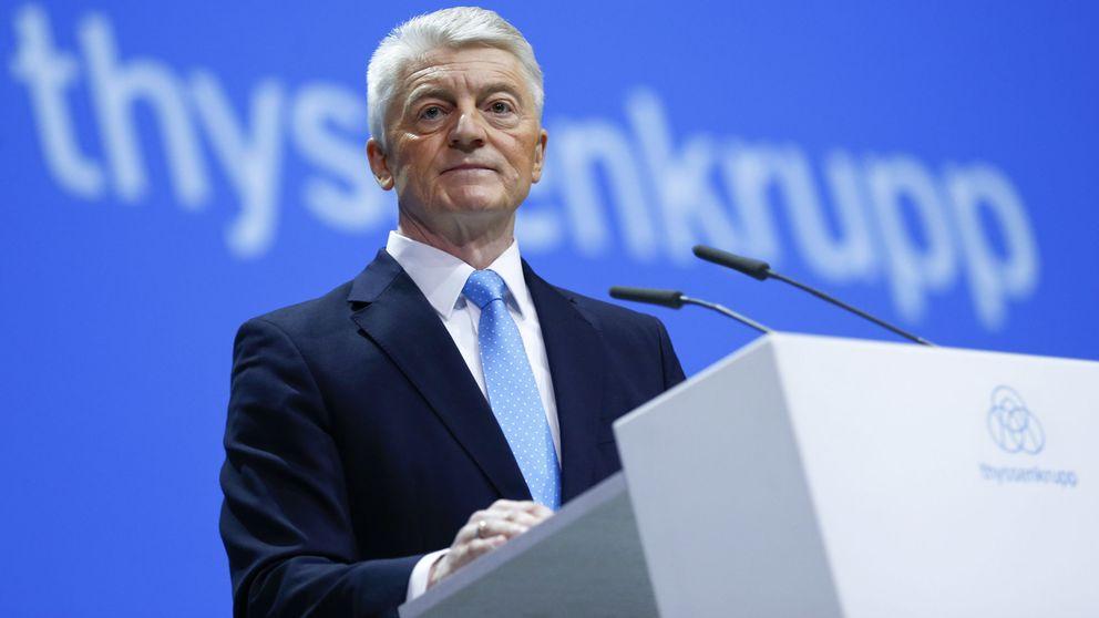 Hacienda abre una inspección fiscal a ThyssenKrupp en España