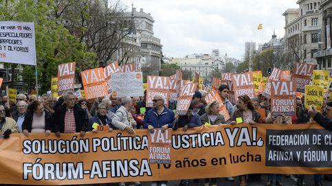 Víctimas de Fórum y Afinsa crean un partido para atraer al medio millón de afectados