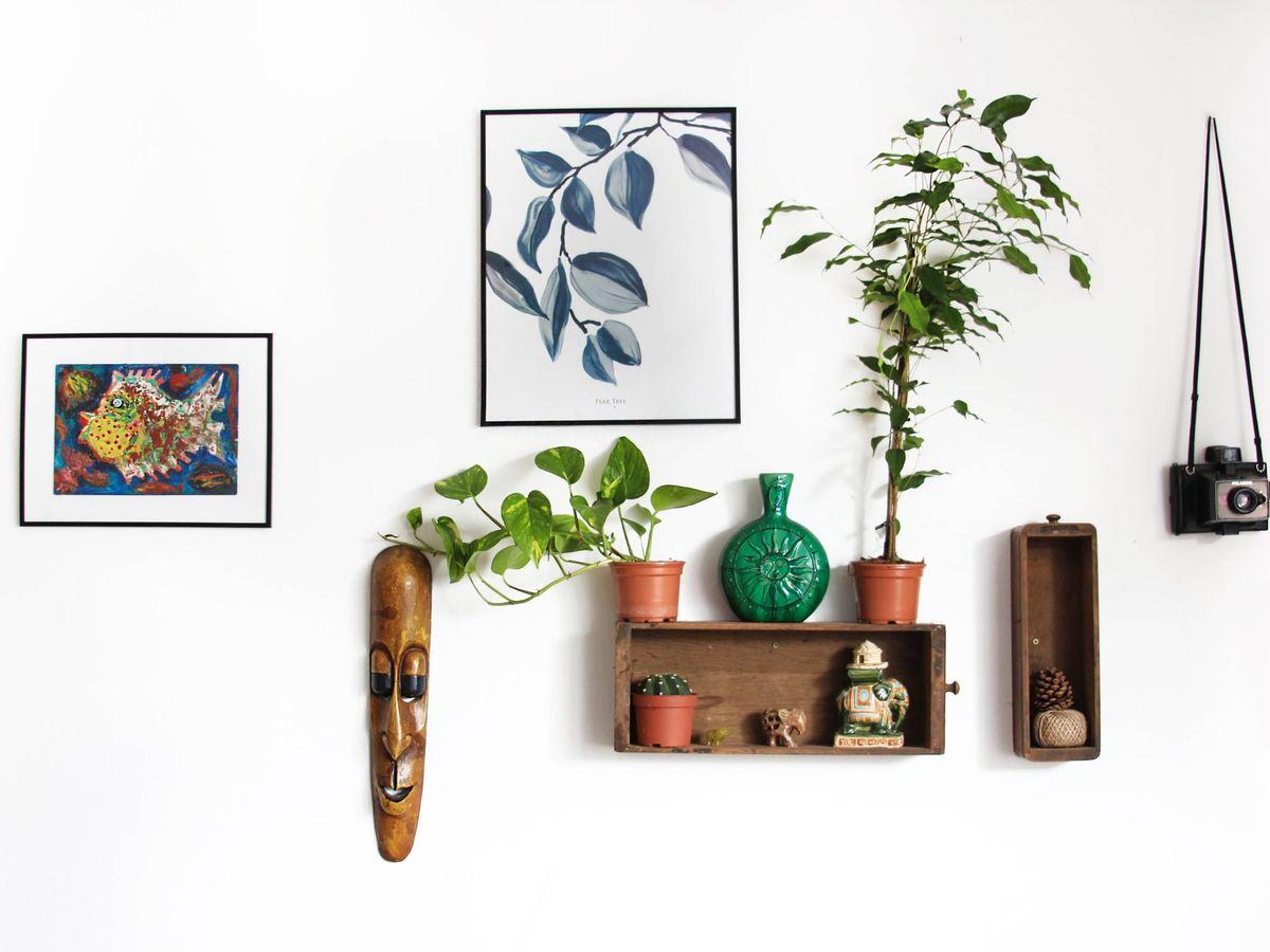 Foto: Trucos para decorar con marcos y fotografías. (Manja Vitolic para Unsplash)