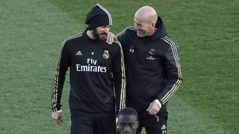Por qué Benzema no necesita padrinos (ni a los amigos del hijo de Florentino)