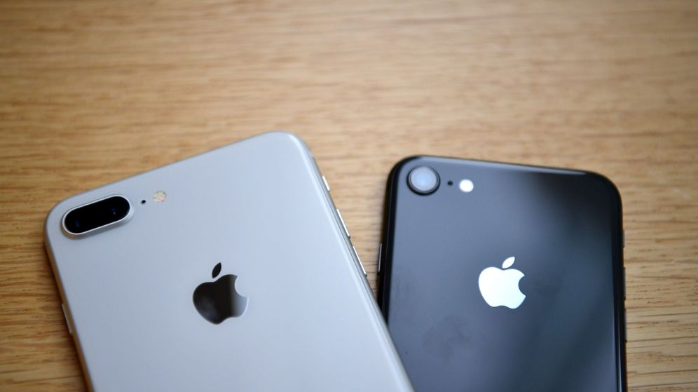 Foto: Qualcomm pagó a Apple para ser su proveedor exclusivo en los iPhone. (EFE)