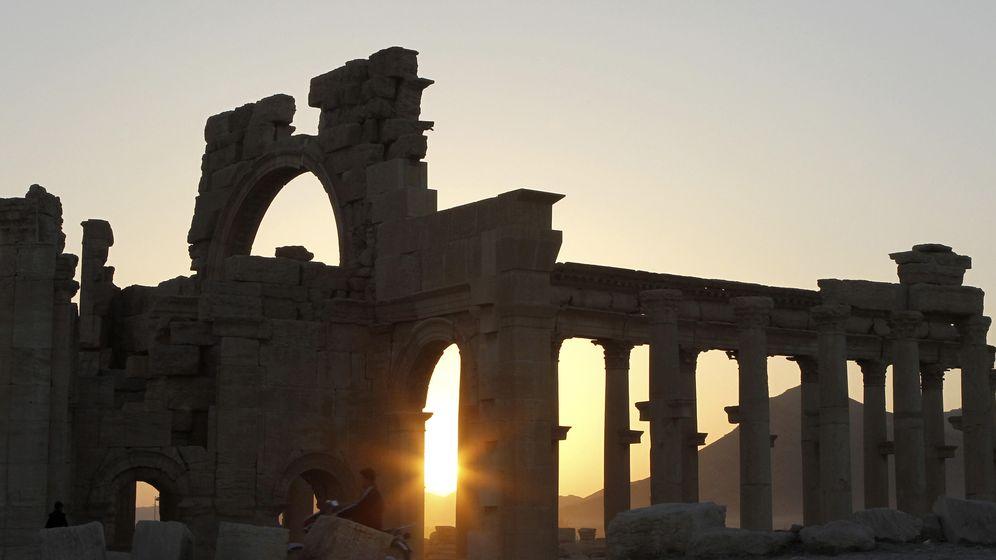 Foto: Palmira, la ciudad que el ISIS quiere destruir