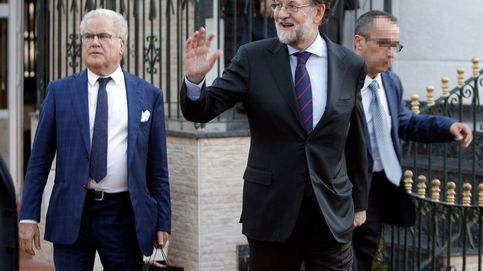 Rajoy se incorpora a su plaza como registrador de la propiedad en Madrid