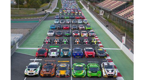 Blancpain GT Series, el escaparate perfecto para la línea L-Evolution