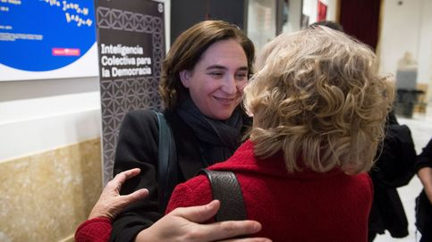 Colau junto a Carmena: Madrid y Barcelona se quieren más que nunca