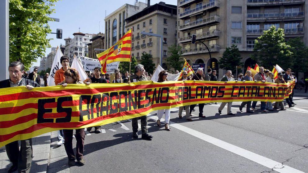 Los nacionalistas denuncian a Aragón por perseguir el catalán