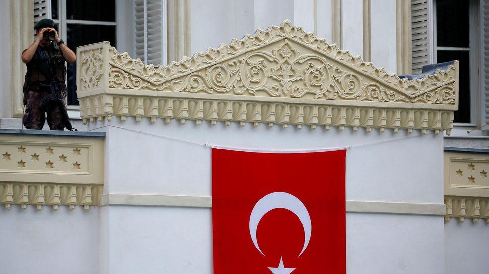 Foto: Mezquita en Estambul.