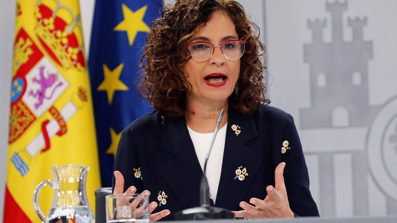 Montero dice que España ha traslado a Estados Unidos que mantiene la 'tasa Google'