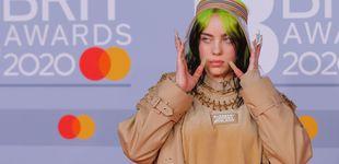 Post de Los mejores y peores looks de los Brit Awards: envoltorios de chocolatinas y Billie Eilish