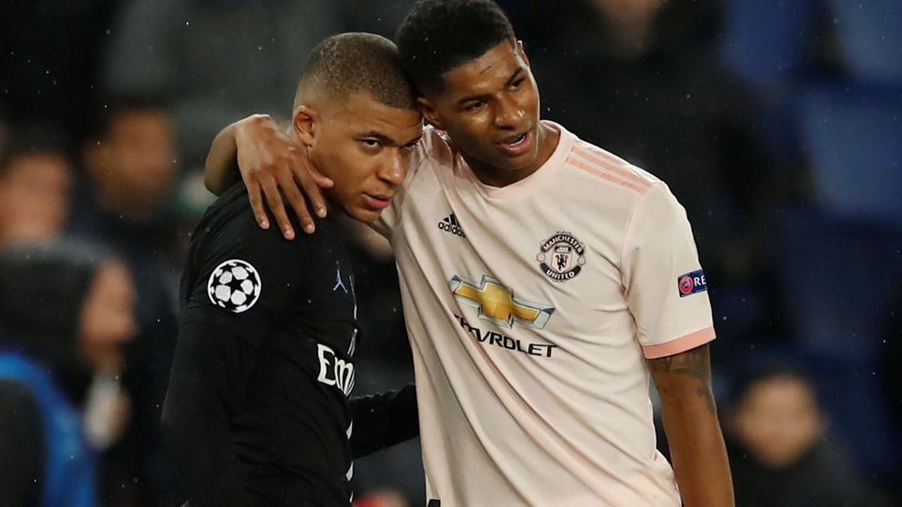 El VAR ayuda al Manchester United: enésimo batacazo del PSG en Champions