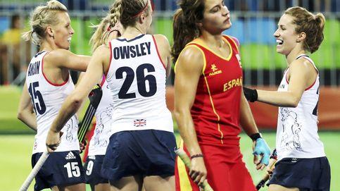 Las 'Redsticks' dicen adiós a Río ante Gran Bretaña, campeona de Europa
