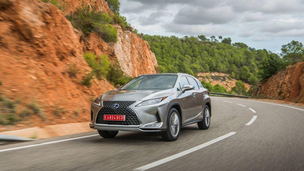 El precio del todocamino de lujo (híbrido) más vendido del mundo, el Lexus RX