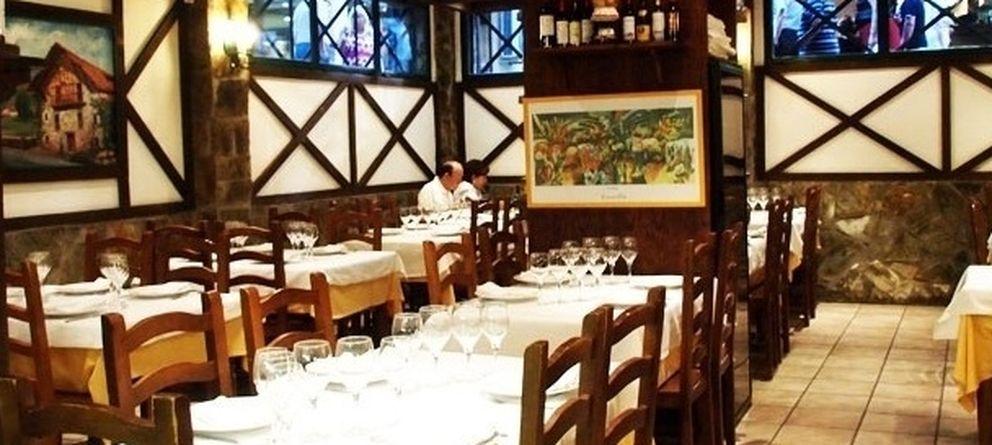 Foto: Imagen del interior del comedor de uno de los restaurantes de Aurrerá (M.Casas)