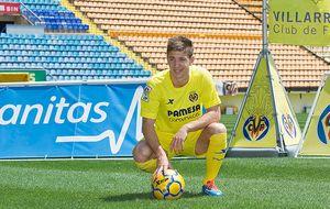 Luciano Vietto, talento para el Villarreal gracias a la agudeza visual del Cholo Simeone