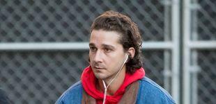 Post de Shia LaBeouf: 7.000 dólares de multa por culpa de un cigarro (y su borrachera)