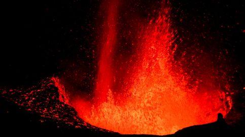 Sigue en 'streaming' la erupción del volcán de La Palma