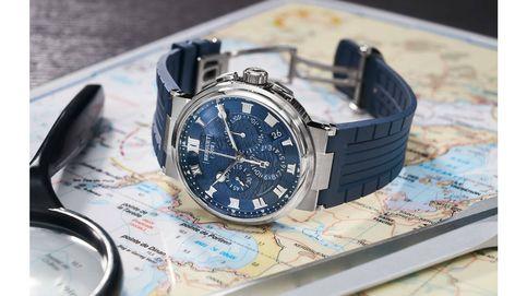 El relojero de la Marina Francesa: esta es la nueva colección de Breguet