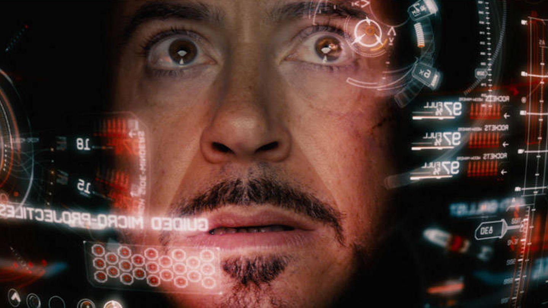 ¿Quién no quiere ser Robert Downey Jr. y tener un mayordomo robótico) (Foto: 'Iron Man')