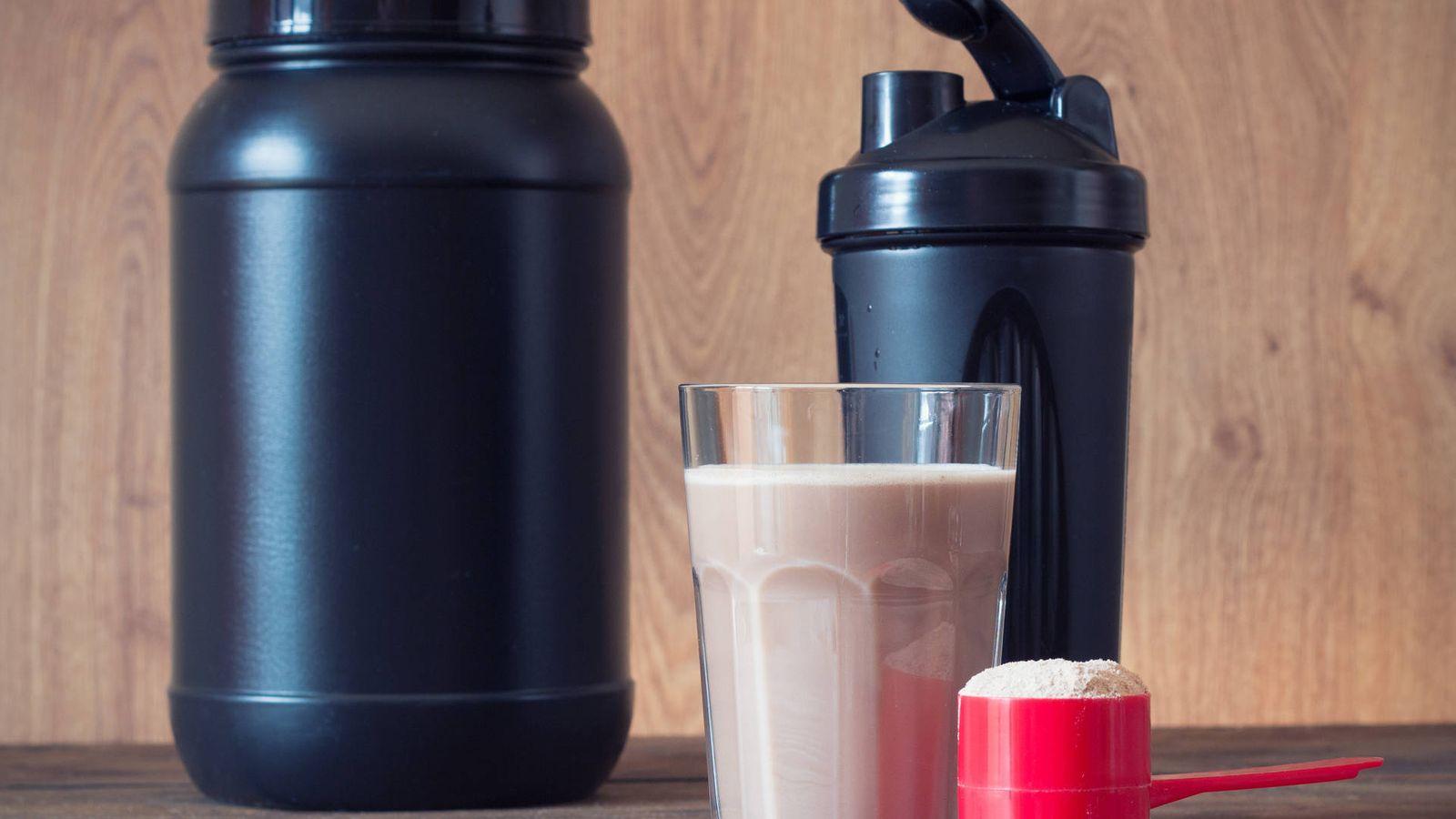 Es Bueno tomar proteína antes de dormir?