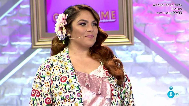 Saray Montoya en 'Cámbiame'.