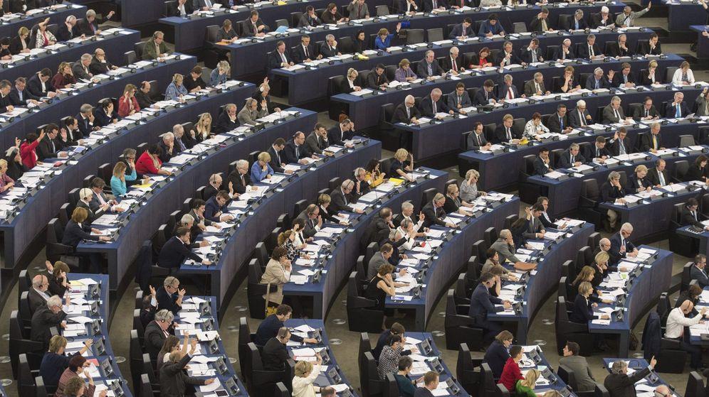 Foto: La Eurocámara convoca un pleno extraordinario el próximo martes (Efe)