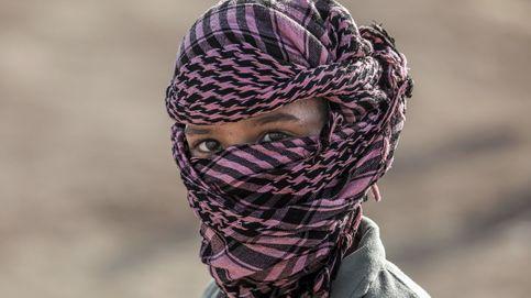 Protestas en la Franja de Gaza y Rosalía arrasa en el BBK Live: el día en fotos
