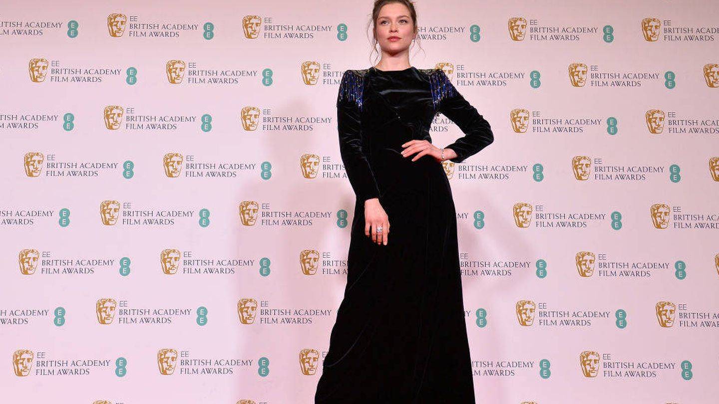 Sophie Cookson. (Getty)