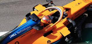 Post de La 'suerte' que tiene McLaren: